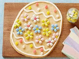 sugar easter egg easter egg cookie recipe food network kitchen food network