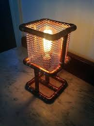 copper pipe light fixture l pipes how to make pipe l desk ls floor l pipes