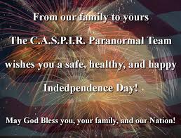 from our family to yours the c a s p i r paranormal team wishes