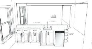 kitchen island height kitchen island sizes fitbooster me