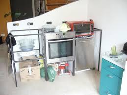 cuisine fait maison le meuble cuisine sur mesure fait photo de d installation