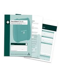 accident reporting book accident report books hse spec tear off detachable pages