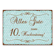 10 hochzeitstag spr che geschenke zur rosenhochzeit 10 jahre geschenkeshop mit