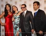 Kareena Kapoor : Katrina Kaif, Kareena Kapoor, Saif Ali Khan and