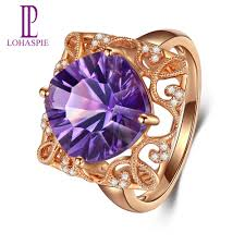 compare prices on amethyst engagement compare prices on amethyst ring 18k online shopping buy low price