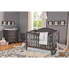 Convertible Cribs Walmart by Davinci Laurel 4 In 1 Convertible Crib Walmart Com