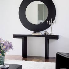 Wall Console Table Creative Ideas Black Wall Table Marvelous Design Inspiration
