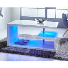High Gloss Side Table Alaska High Gloss Coffee Table Living Room Furniture B M