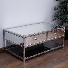estelle mirrored coffee table different preference of mirrored coffee table amazing home decor