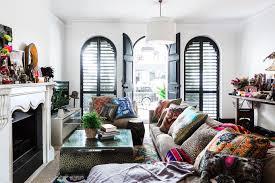 decordemon the eclectic home of designer camilla franks