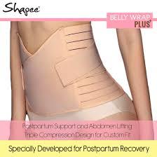 belly wrap shapee belly wrap plus free size