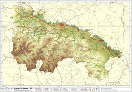 Map Of Spain Cities by Large Detailed Map Of La Rioja With Cities And Towns