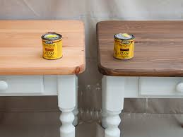How To Finish The Top Of Kitchen Cabinets Can You Stain Over Stain The Same Rules Apply When Dying Your