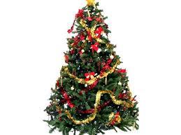 tree decorated tree origin of the