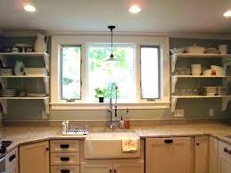light fixture over kitchen sink kitchen lights over sink doublexit info