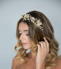 jewelled headdress wedding ideas halo 2 weddbook