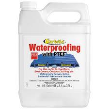Awning Waterproofing Star Brite 128 Fl Oz Waterproofing For Marine Fabrics 081900n