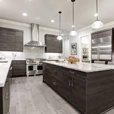 gray kitchen floors with oak cabinets 40 unique kitchen floor tile ideas kitchen cabinet