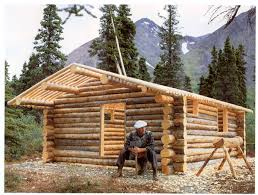 for decades proenneke lived in a handmade cabin at alaska u0027s twin