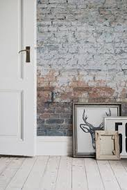 Best  Brick Effect Wallpaper Ideas On Pinterest White Wall - Wallpaper design for walls