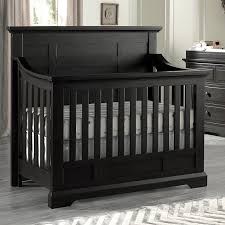 Armoires And More Dallas Oxford Baby Dallas 4 In 1 Convertible Crib Slate Babies