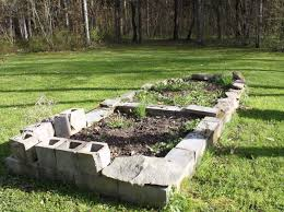 Rock Garden Beds Raised Beds Can Be Built Cheaply Quickly And Easily