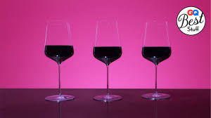 wine glasses the best wine glasses will make your wine taste more expensive gq