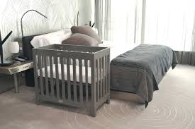 Sorelle Mini Crib Mini Cribs Modern Bedroom Furniture Toddler Solid Wood Sorelle