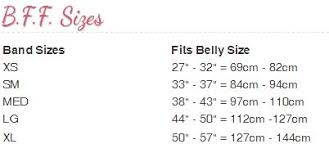 belly bandit sizing rent by brand belly bandit formulated fit bff by belly