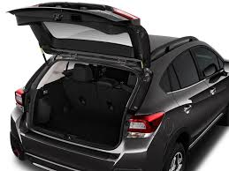 subaru crosstrek interior trunk 2018 subaru crosstrek review specs price and release date