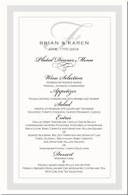 wedding menu cards wedding menu cards vintage monogram menu cards special event menu