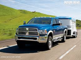 2011 ford f 250 super duty and 2010 ram 2500 heavy duty