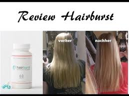 hair burst vitamins reviews review hairburst vitamin tabletten um haare schneller und