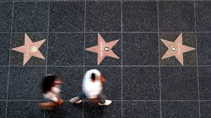Hollywood Walk Of Fame Map Hollywood Walk Of Fame Class Of 2018 Revealed