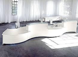 Curved Reception Desk Curved Reception Desk Outstanding Office Interiors Pinterest