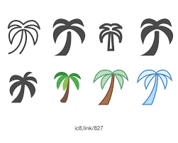 palm tree svg palm tree ícones download gratuito em png e svg