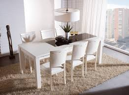 15 best of white dining table