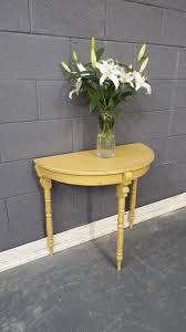 mustard hall table drummond reid antiques