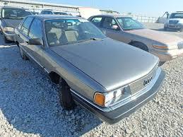 audi 5000 for sale 1985 audi 5000 for sale ky walton salvage cars copart usa