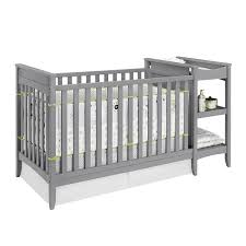 Crib Bed Combo Baby Relax 2 In 1 Crib And Changing Table Combo