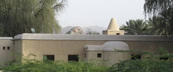 restoration of old hatta mosque dubai