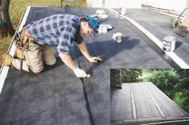 Shingling A Hip Roof Reroofing With Epdm Low Slope Roofs
