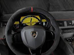 2016 Lamborghini Aventador - 2016 lamborghini aventador lp750 4 superveloce interior steering