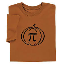 Pumpkin Pie Halloween Costume Smart Kids Wear Pumpkin Pi Youth Shirt