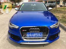 2012 audi rs6 z for rs6 kit for audi a6 a6 avant 2012 2017 pp plastic