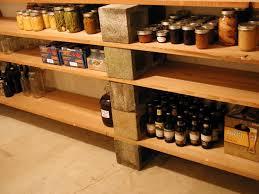 Bathroom With Shelves by Shelves For Concrete Walls Pennsgrovehistory Com