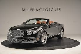 2016 bentley continental gt v8 convertible stock b1124 for sale