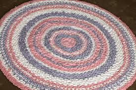 Rag Rugs For Kitchen How To Crochet Rag Rugs
