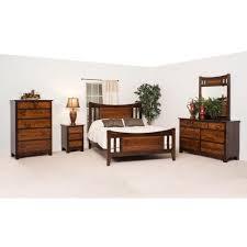 qw amish brockton dresser u0026 mirror u2013 quality woods furniture