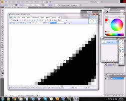 paint net anti aliasing vs the fill tool part one youtube